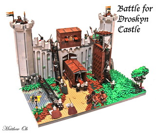 Battle for Droskyn Castle | by mpoh98