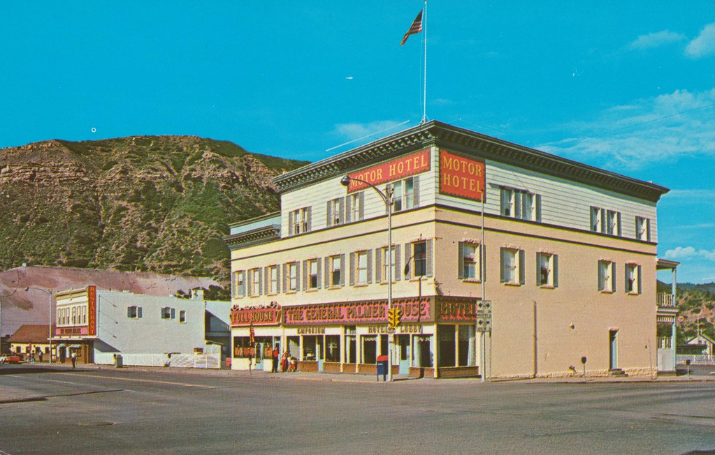 The General Palmer House - Durango, Colorado