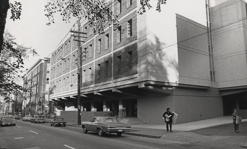 Pollak Building, 325 N. Harrison, 1971. | by VCU Libraries