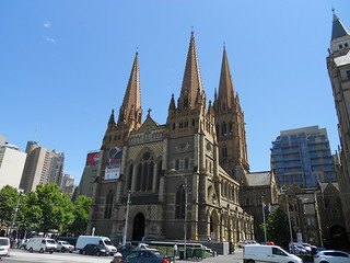 Beautiful Church in Melbourne | by Pavel Polukhin