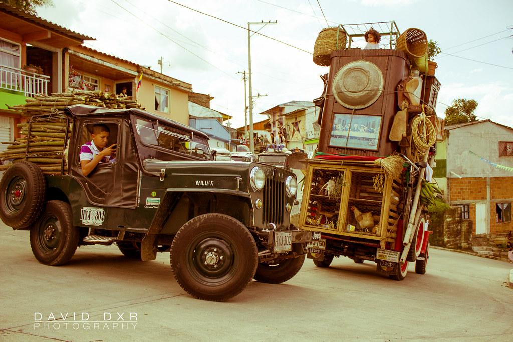 trasteo jeep willys