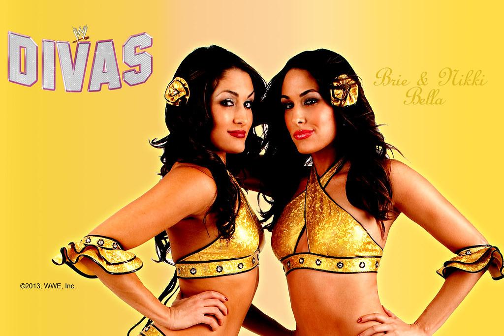 Bella Twins Wallpaper Portfolio Piece Flickshot30 Flickr