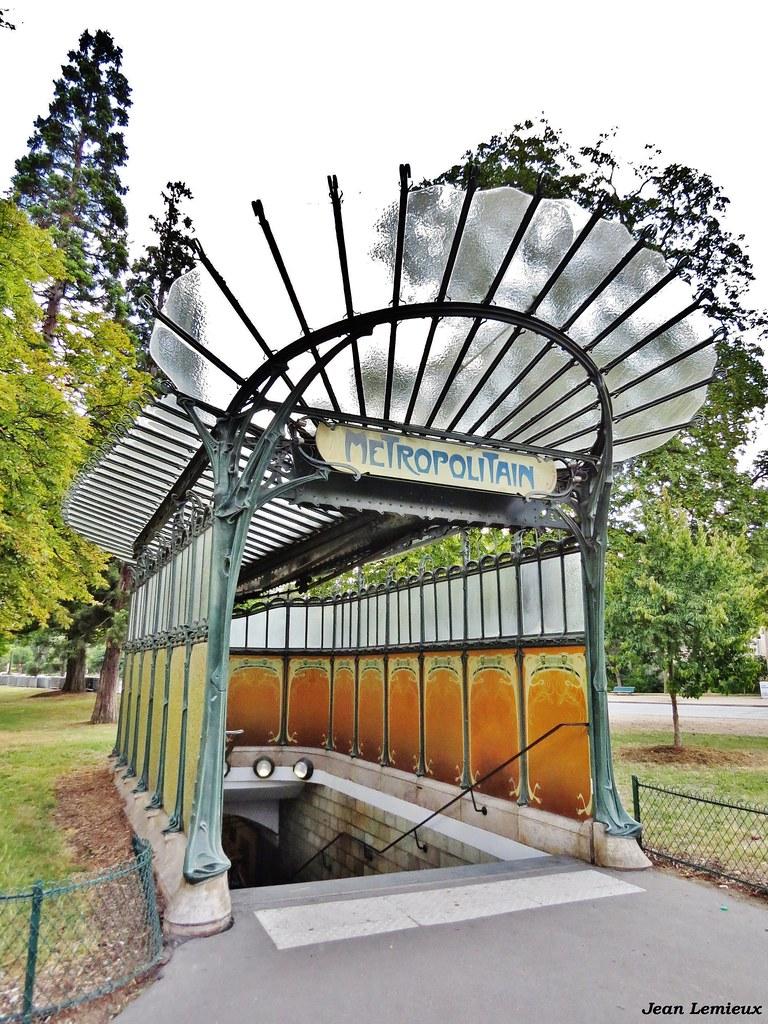 Métro Porte Dauphine | Métro Porte Dauphine, Avenue Foch, 16… | Flickr