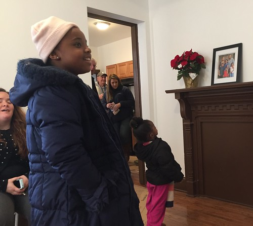 Family moves into their new Habitat for Humanity Home