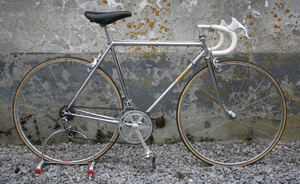 Plume Sport Plume Sport Full Chromed Bicycle Plume Sport Flickr