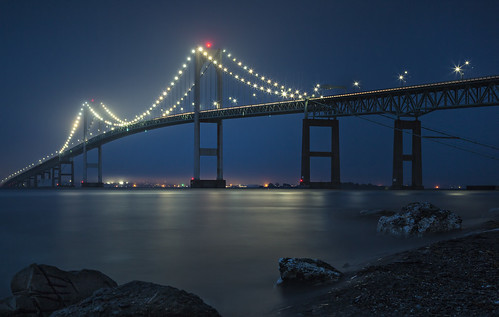 Newport bridge | by marion faria