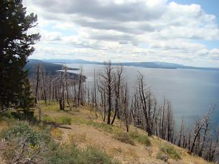 028 Yellowstonde lake