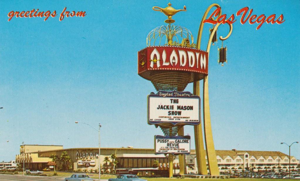 The Aladdin Hotel - Las Vegas, Nevada