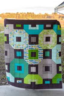 Orbit Quilt | by makinglifeprettier
