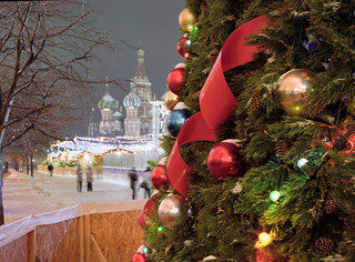 Prime christmas fir in Russia :) | by kishjar?