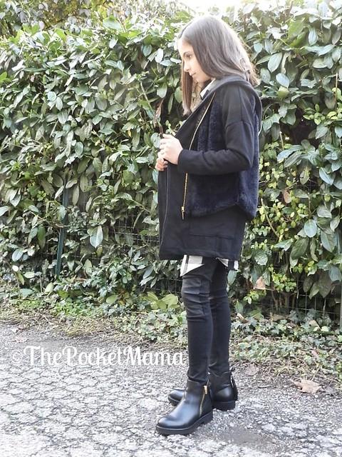 outfit camicia a quadri stivaletti jarrett