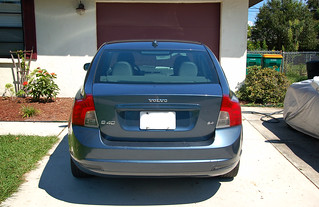 2008 Volvo S40 2 4i | My parents' car, a 2008 Volvo S40 2 4i