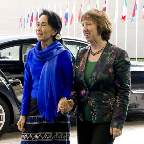 Escort service europe foreign affairs