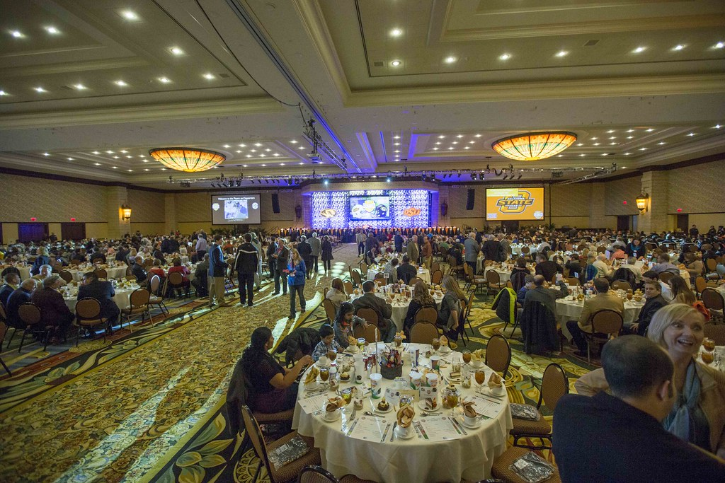 2014 Cotton Bowl At T Big Play Luncheon Gaylord Texan Res Flickr