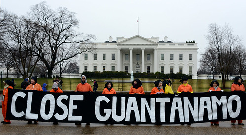 2014 DC Rally To Close Guantanamo 1 | by Stephen D. Melkisethian