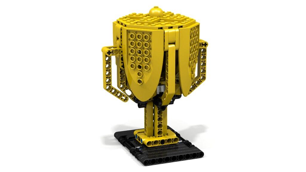 Image Gallery Lego Trophy