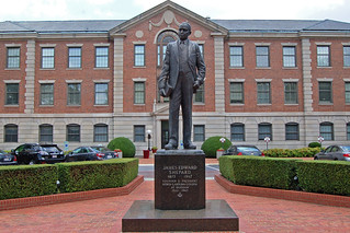 James Edward Shepard, North Carolina Central University, North Carolina, Durham, | by EC Leatherberry