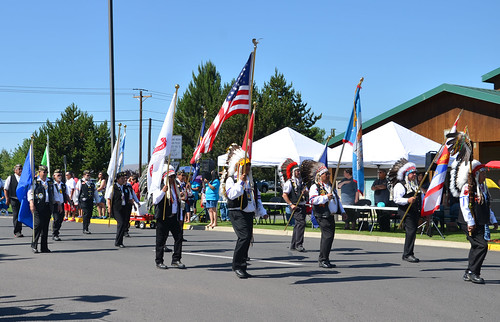 Photo: 7509 Caption: Yakama Nation Treaty Days Parade | by GovInslee