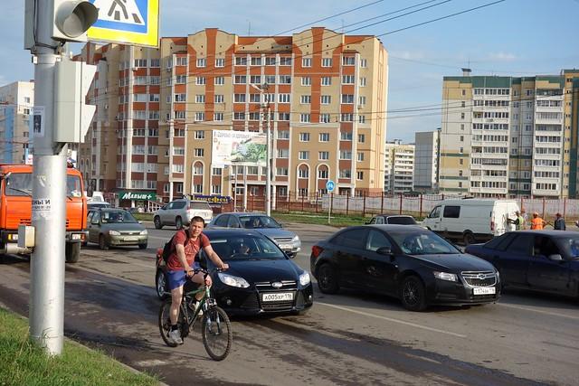 Copenhagenize Almetyevsk