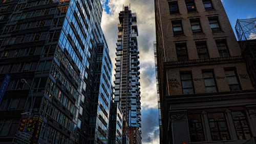 Jenga Tower - New York City | by Miradortigre