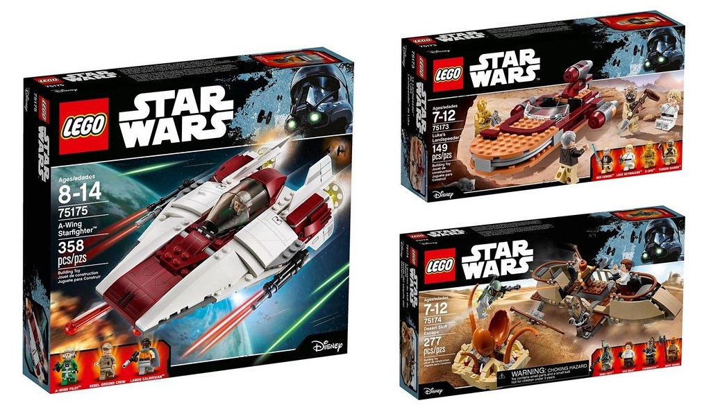 3 New Lego Star Wars 2017 Set Photos! | The final 3 Lego Sta… | Flickr