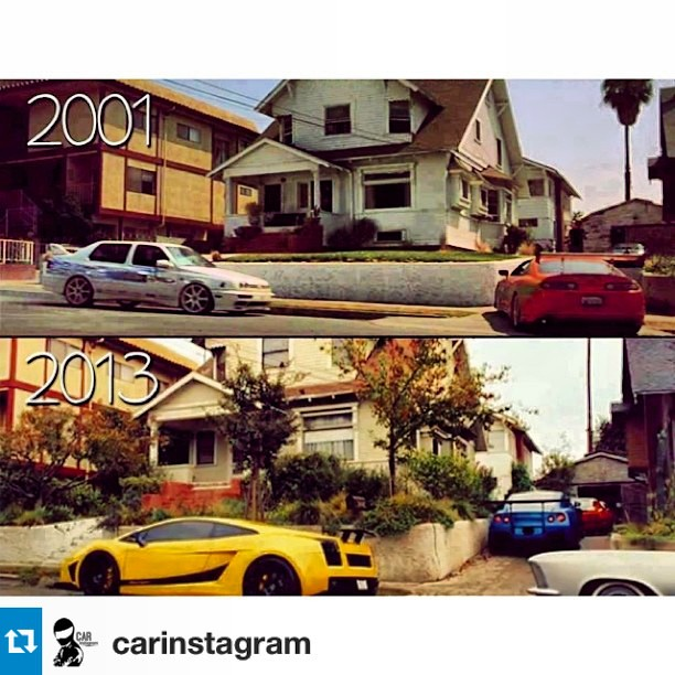 2001 The Fast And The Furious 1327... Dominic Toretto's house... 2001 The  Fast And The Furious