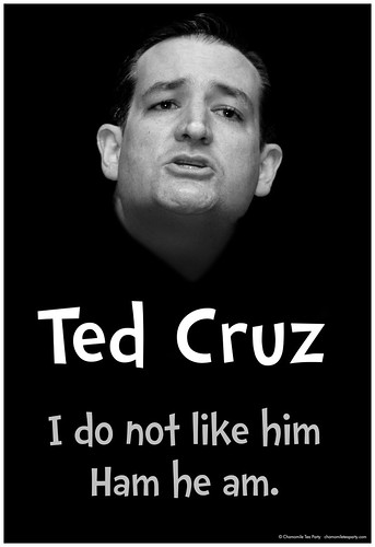 Ted Cruz: Ham He Am | by outtacontext