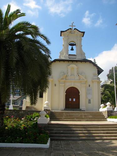 La iglesia de Papudo