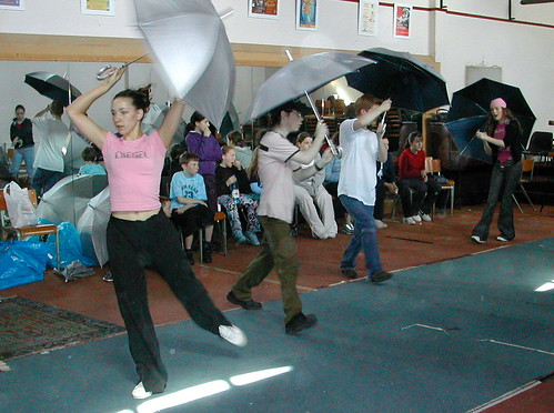 BeatStyle Umbrella Dance (May 2002) | by beatcarnival
