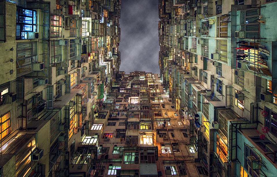 ... Old Apartments In Hong Kong Quarry Bay | By Jimmy McIntyre   Editor HDR  One Magazine