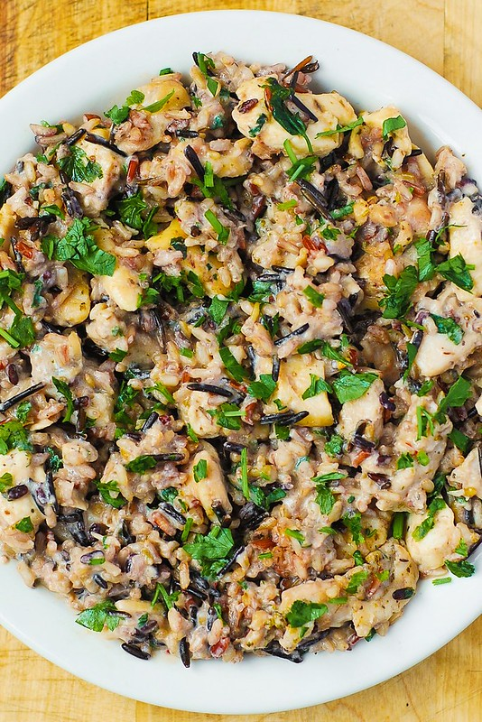 creamy chicken wild rice casserole, parmesan wild rice, best wild rice recipes, easy wild rice dinner