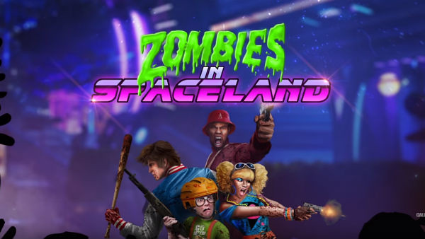 CoD: Infinite Warfare Zombies in Spaceland - How to turn on the power locations guide
