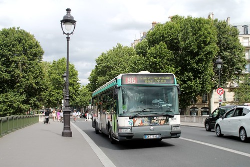 ratp paris bus 7280 86 saint mande demi lune parc zo. Black Bedroom Furniture Sets. Home Design Ideas