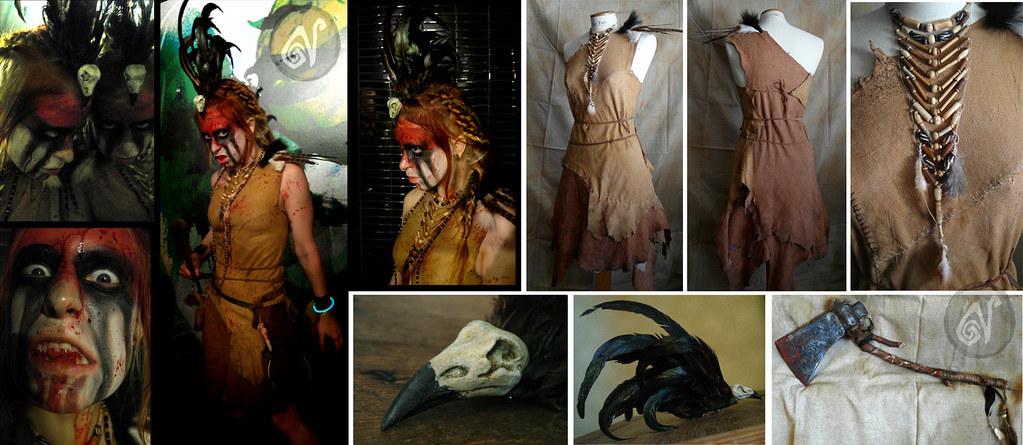 Wendigo | by Nymla Wendigo | by Nymla  sc 1 st  Flickr & Wendigo | My halloween outfit for this year! I mean one of u2026 | Flickr