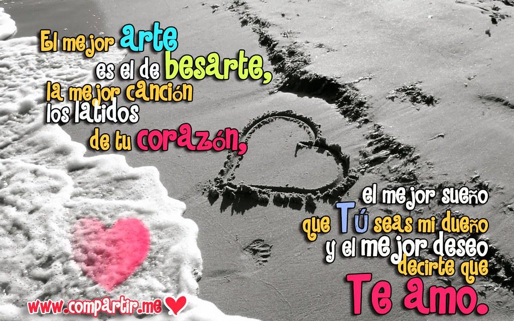 Frases De Amor Poema De Amor Especial Para Dedicar A Algu Flickr