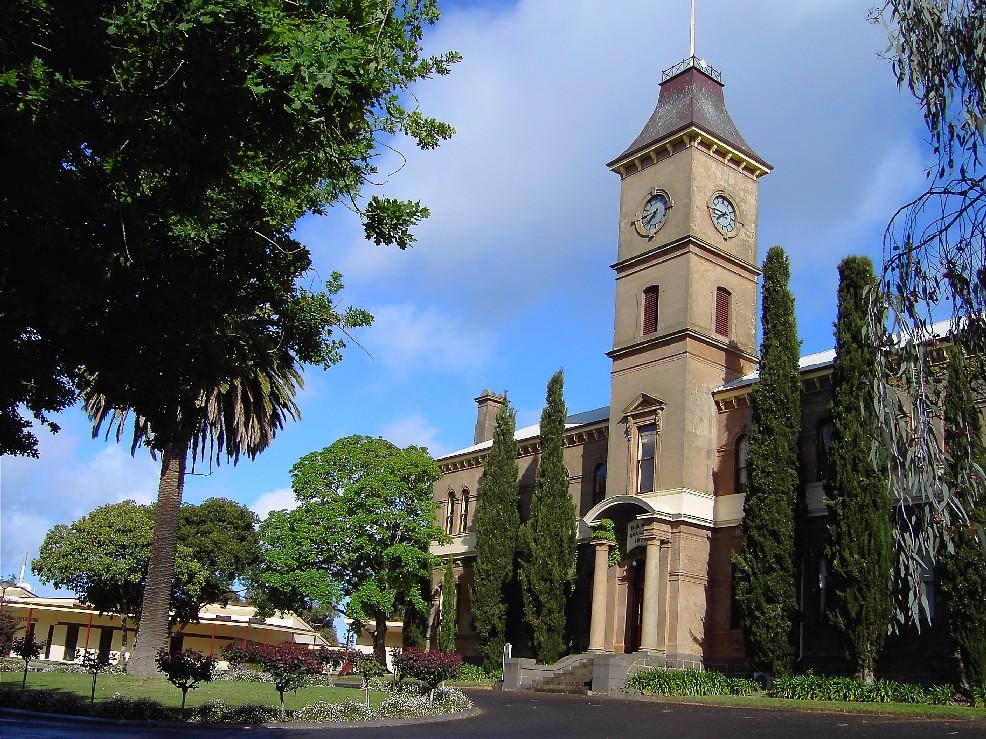 The Hamilton And Alexandra College Senior Campus | 1 Chaucer Street, Hamilton, Victoria 3300 | +61 3 5572 1355