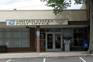 North Arlington, NJ Branch post office | by PMCC Post Office Photos