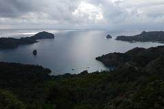 旭山からの眺望