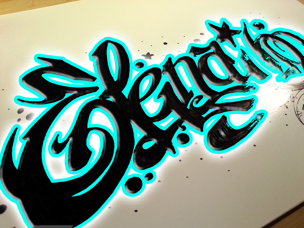 Letras de Graffiti Diseos de Tatuajes Nombres Videos Flickr