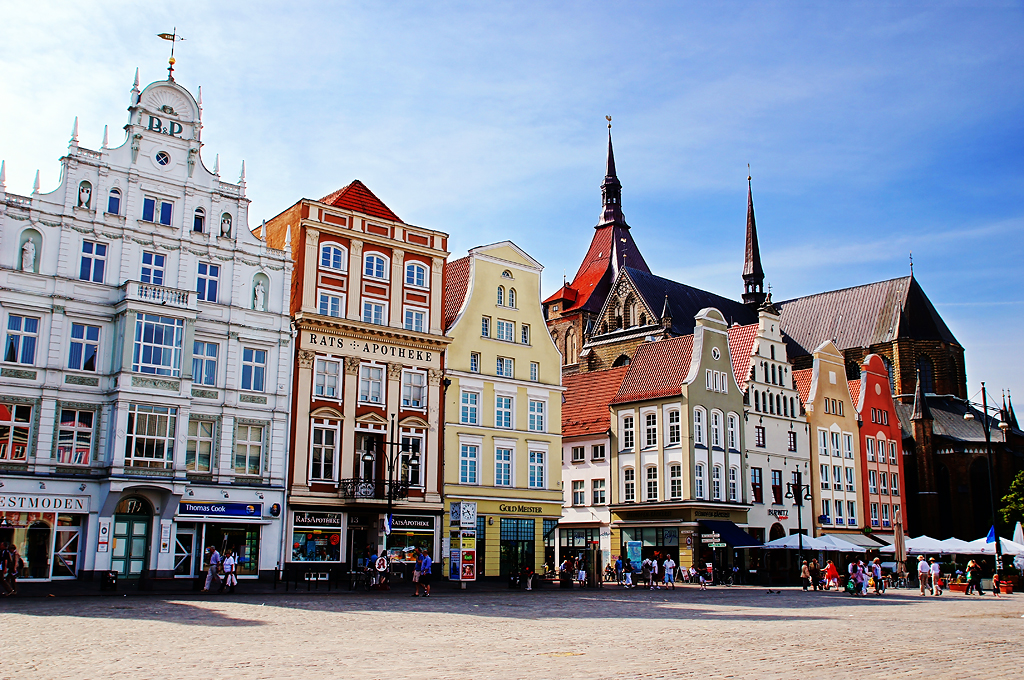 Image result for Rostock, Germany
