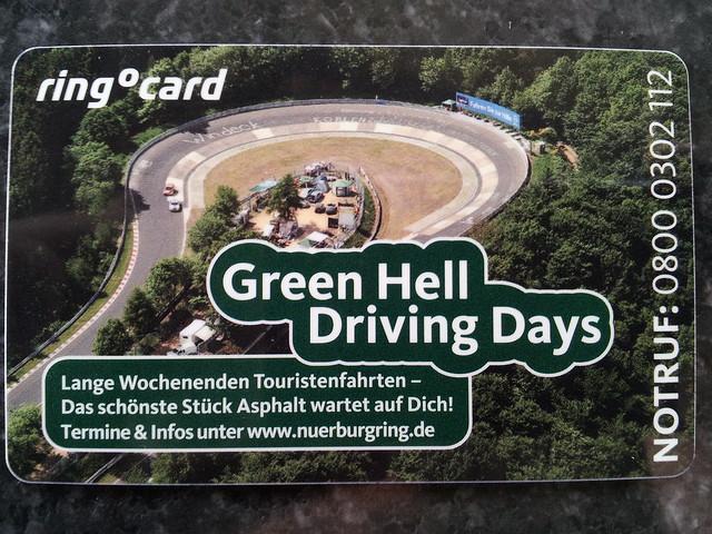 Day 2 Nurburgring