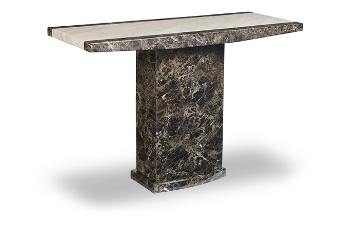 ... Tenore Marble Hall Table | By Thomas Brown Furnishings