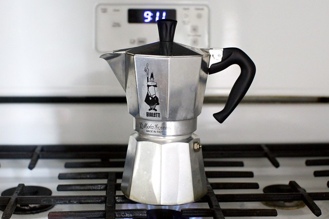 coffee maker!