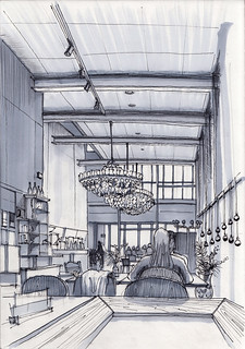 Café Stanton, Cologne Drink&Draw