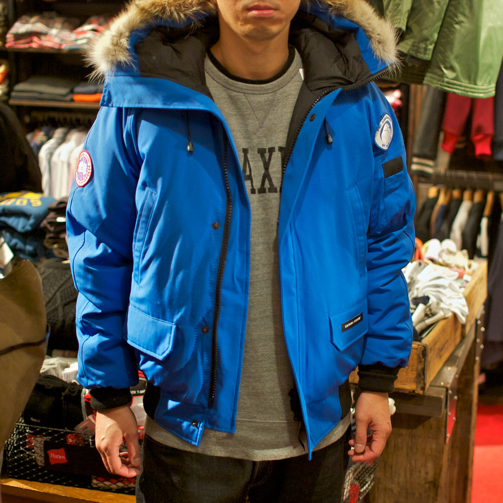 fac7dcbe9dbb ... real canada goose chilliwack parka pbi by yymkw 5d503 05837