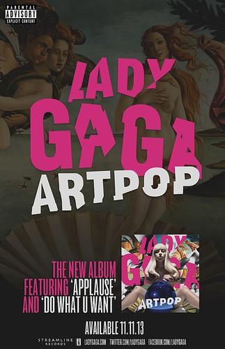 Artpop Promo