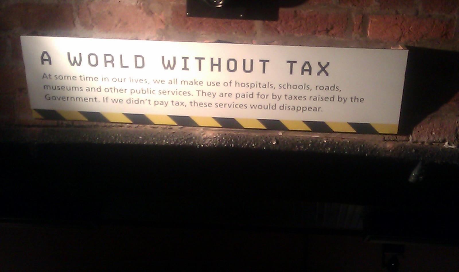 El infierno fiscal es Europa