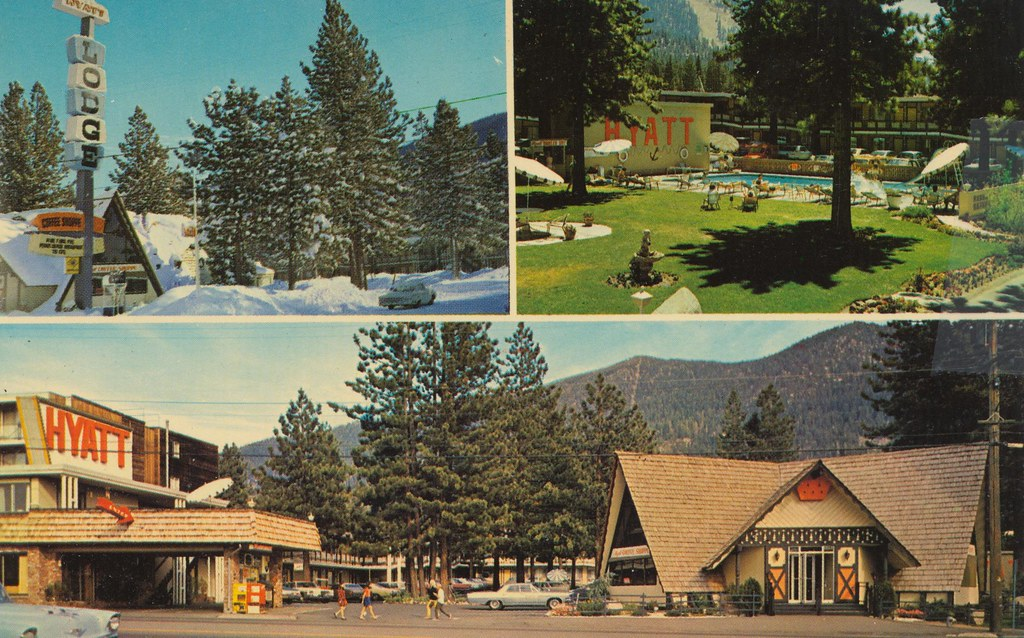 Hyatt Lodge - South Lake Tahoe, California