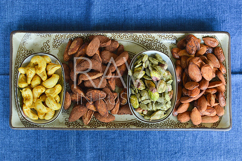Flavored nuts | by Marina Kh