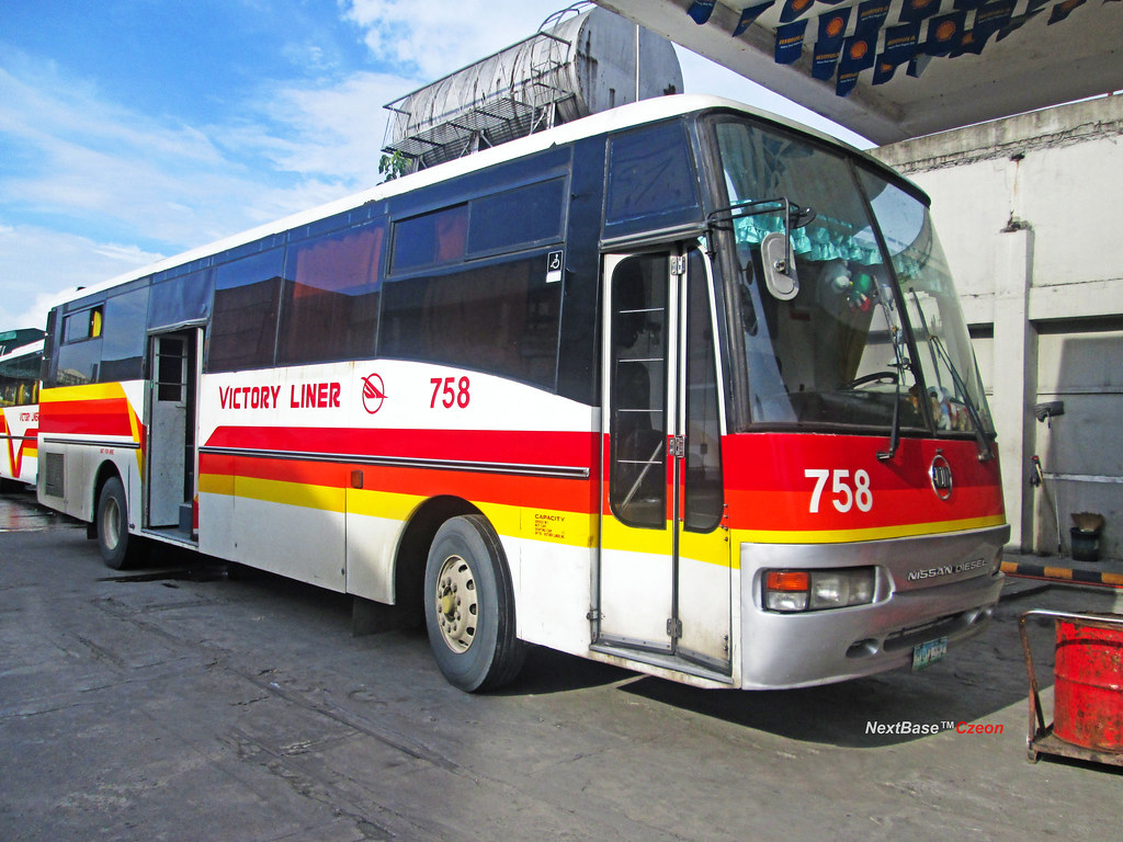 ... Victory Liner 758 Cargo Bus | by Next Base™